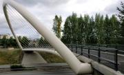 Valmis silta heinäkuussa 2017