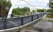 Valmis silta heinäkuu 2017