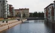 Meritulli ja Kiikeli, Oulu